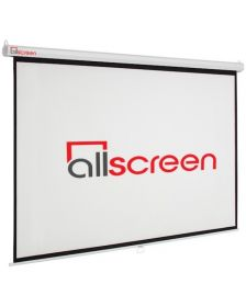 პროექტორის ეკრანი ALLSCREEN CWP-100169 (221X125CM)