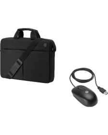ნოუთბუქის ჩანთა და მაუსი HP Prelude TL w Mouse Kit (2MW64AA)