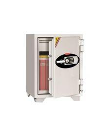 ცეცხლგამძლე სეიფი ელექტრონული საკეტით და გასაღებით Di-060EHK(RAL9002), Di-901386