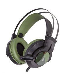 ყურსასმენი A4Tech Bloody J437 Headset, Army Green
