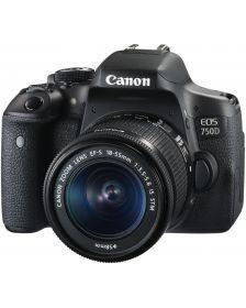 ფოტოაპარატი Canon EOS 750D 18-55 IS STM KIT