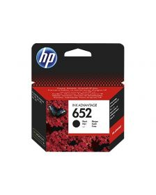 კარტრიჯი HP 652 Black Original Ink Advantage Cartridge