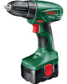 აკუმულატორული ელექტრო ბურღი სახრახნისი Bosch 0.603.955.420- PSR 14,4
