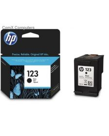 კარტრიჯი HP 123 Black Original Ink Cartridge (F6V17AE)