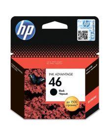კარტრიჯი HP 46 Black Original Ink Advantage Cartridge (CZ637AE)