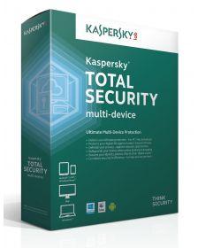 ლიცენზირებული ანტივირუსი Kaspersky Total Security