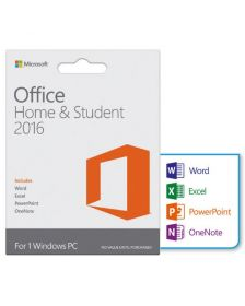 ლიცენზირებული Microsoft Office Home and Student 2016