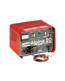 აკუმულატორის ბატარეების დამტენი TELWIN ALPINE 20