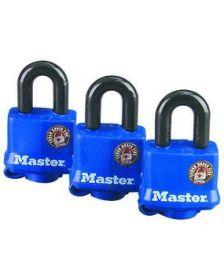 ბოქლომი Masterlock 312EURTRI