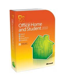 ლიცენზირებული Microsoft Office Home and Student 2010 32-bit/x64 English non-EU/EFTA DVD