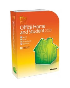 ლიცენზირებული Microsoft Office Home and Student 2010 32-bit/x64 English non-EU/EFTA DVD