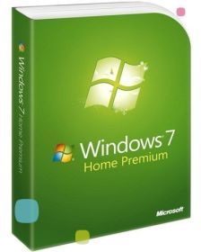 ლიცენზირებული Windows 7 Home Premium English Intl non-EU/EFTA DVD