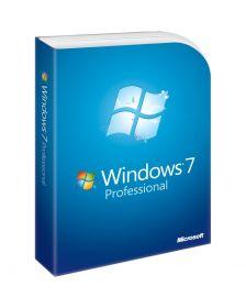 ლიცენზირებული Windows 7 Pro  SP1 x64 English 1pk DSP OEI Not to China DVD LCP (FQC-08289)