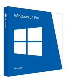 ლიცენზირებული Windows 8.1 Professional x64 Eng Intl 1pk DSP OEI DVD (FQC-06949)
