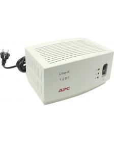 დენის გამანაწილებელი APC Line-R 1200VA