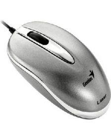 მაუსი Genius MINI Traveler, USB SILVER