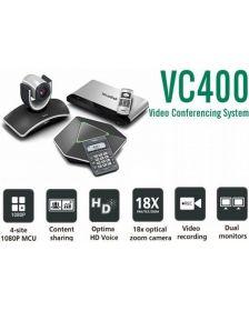 ვიდეო საკონფერნციო სისტემა  YEALINK  VC400