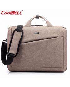 ნოუთბუქის ჩანთა Coolbell Leptop Bag CB-6505 15'' Coffee