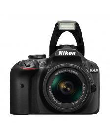 ფოტოაპარატი Nikon D3400 AF-P 18-55 VR KIT