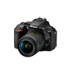 ფოტოაპარატი Nikon D5600 AF-P 18-55 VR KIT