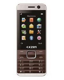 ბობილური ტელეფონი  Kzen Mobile Star Plus F28 Coffee