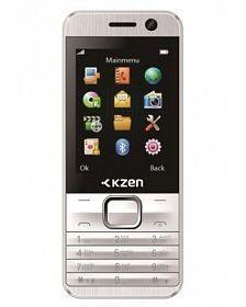 მობილური ტელეფონი Kzen Mobile Star Plus F28 Silver