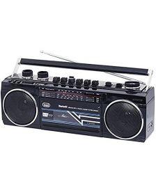 მაგნიტოფონი Trevi BOOMBOX CMP501BT Black