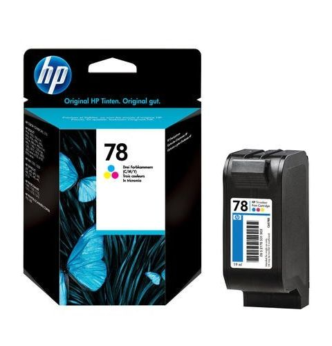 კარტრიჯი HP 78 Tri-color Original Ink Cartridge