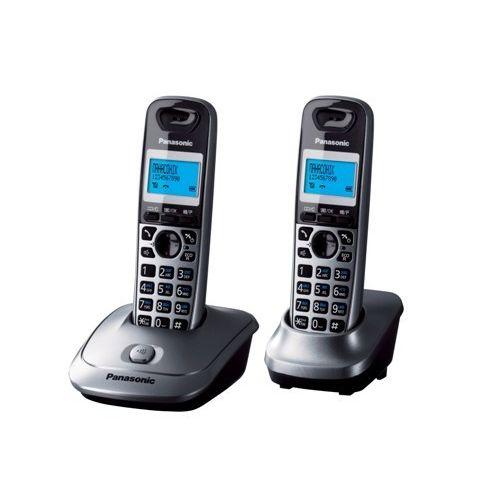 ტელეფონი უსადენო Panasonic KX-TG2512UAM