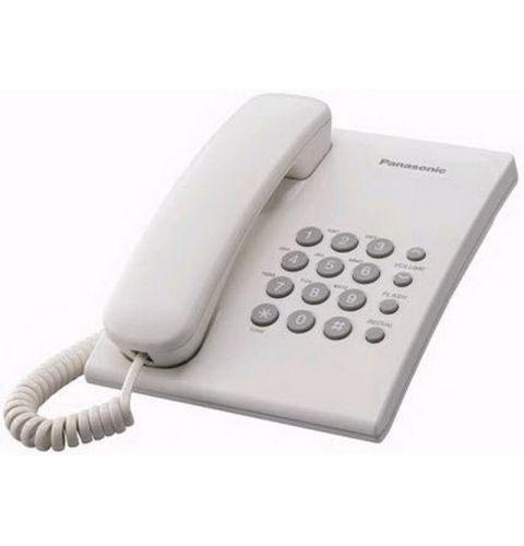ტელეფონი სადემიანი Panasonic KX-TS2350UAW