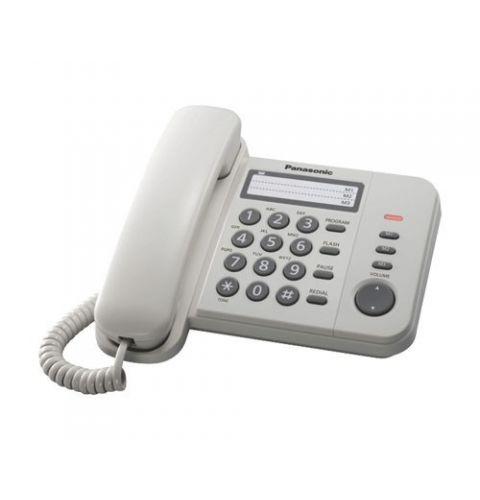 ტელეფონი სადენიანი Panasonic KX-TS2352UAW
