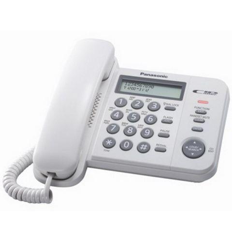 ტელეფონი სადენიანი Panasonic KX-TS2356UAW
