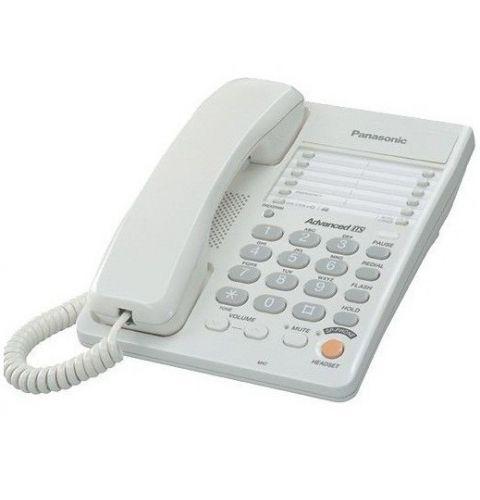 სადენიანი ტელეფონი Panasonic KX-TS2363UAW