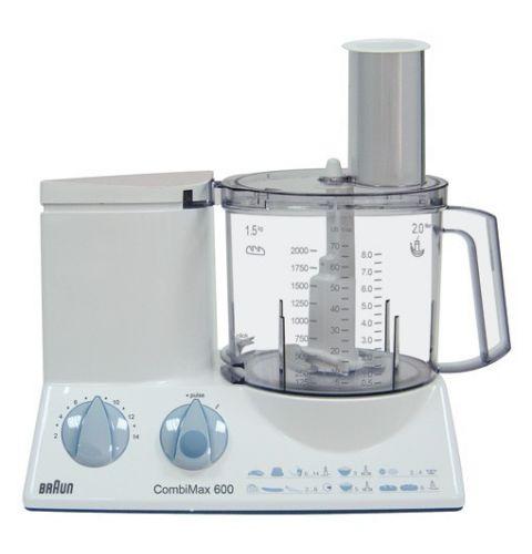 სამზარეულოს კომბაინი BRAUN K600