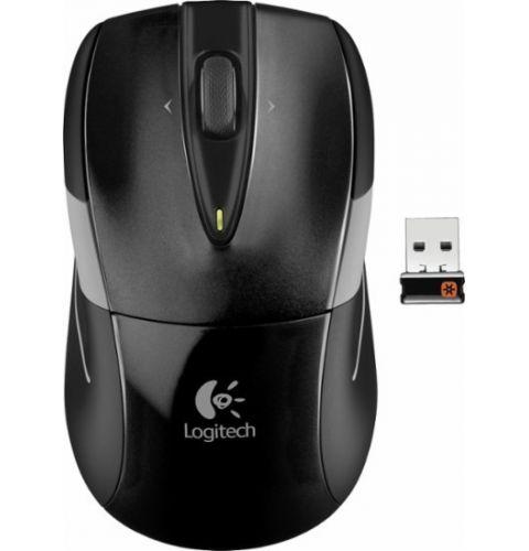 მაუსი Logitech M525 Black (910-004-932)