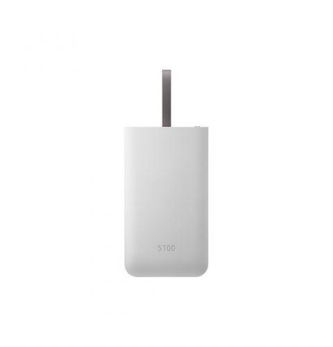 პორტატული დამტენი Samsung 5100mAh Battery Pack (EB-PG950CSRGRU) - Silver