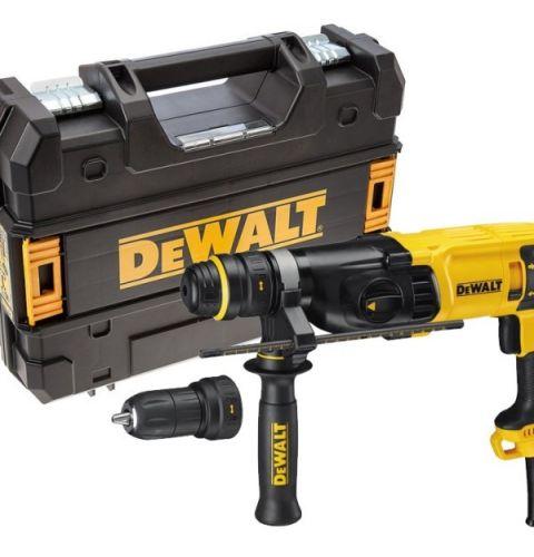 ელექტრო პერფორატორი DEWALT D25134K-QS