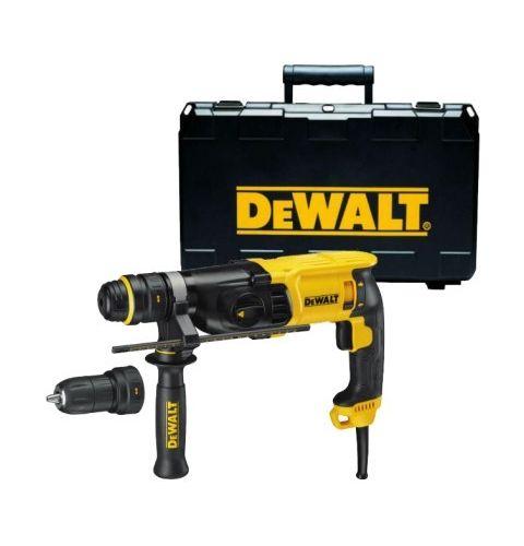 ელექტრო პერფორატორი DEWALT – D25144K-QS
