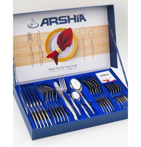 დანა-ჩანგლის ნაკრები ARSHIA TM116GS - 1710 24PCS