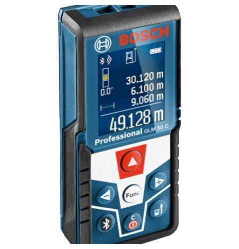 მანძილის მზომი (პროფესიონალური) BOSCH GLM50C