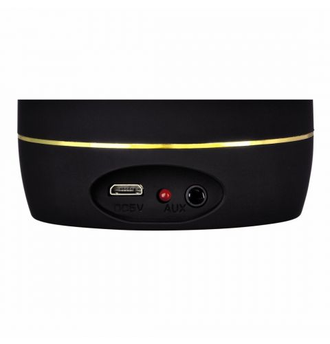 უსადენო ბლუთუს დინამიკი Hama Mobile Bluetooth Speaker, Black