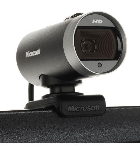 ვებ კამერა Microsoft LifeCam Cinema (6CH-00002)