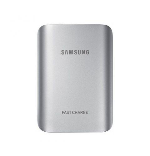 პორტატული დამტენი Samsung EB-PG935 10200mAh (EB-PG935BSRGRU) - Silver
