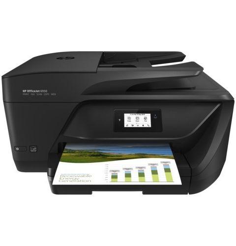 პრინტერი HP OfficeJet 6950 All-in-One Printer (P4C78A)