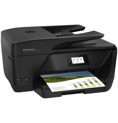 პრინტერი HP OfficeJet 6950 All-in-One Printer (P4C78A)