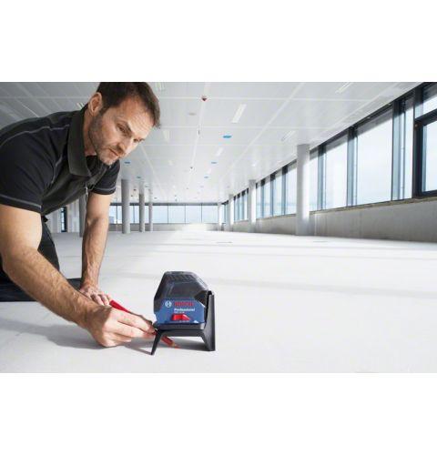 ლაზერული საზომი Bosch GCL 2-15 Professional