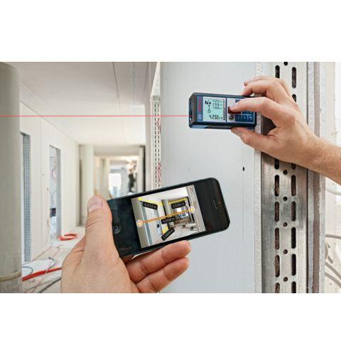 ლაზერული საზომი Bosch GLM 100 C Professional