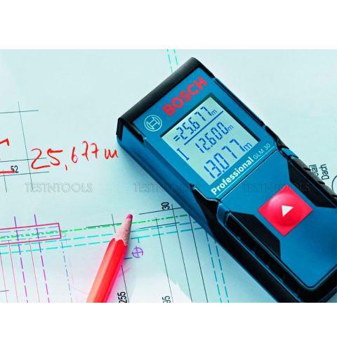 ლაზერული საზომი Bosch GLM 30 Professional