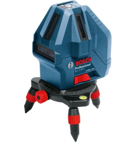 ლაზერული საზომი შტატივით Bosch Professional GLL 5-50