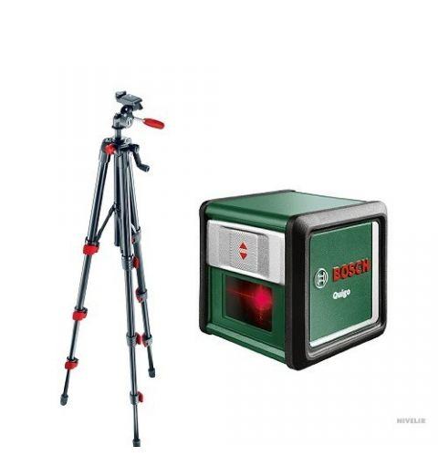 ლაზერული თარაზო ჯვარედინი Bosch Quigo Plus
